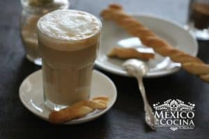 café lechero receta veracruz parroquia