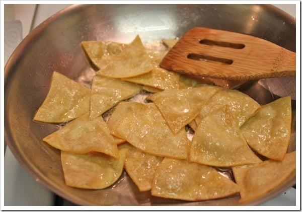 como preparar chilaquiles mexicanos rojos