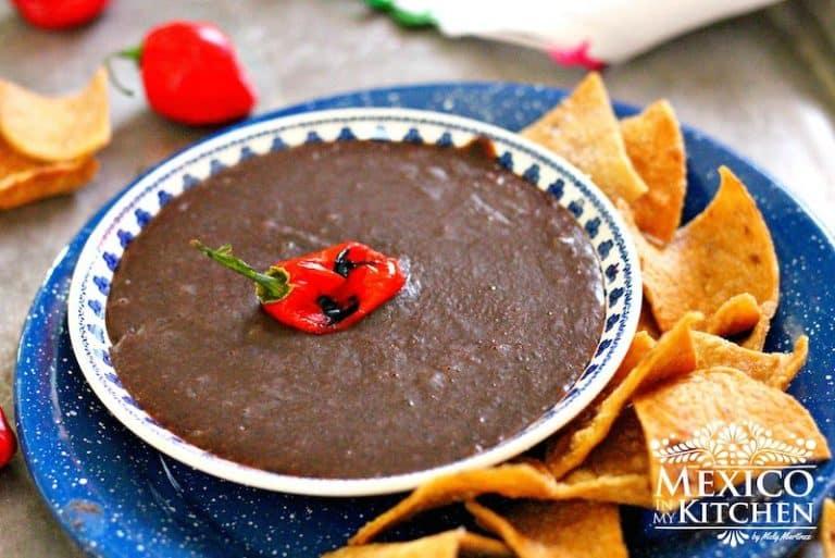 Disfruta de esta deliciosa receta de frijol colado yucateco