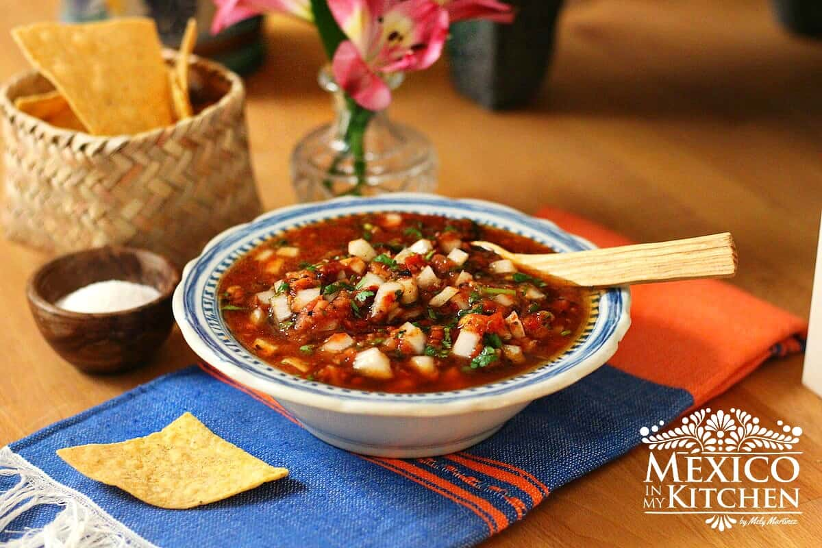 Disfruta de esta deliciosa salsa chipotle casera