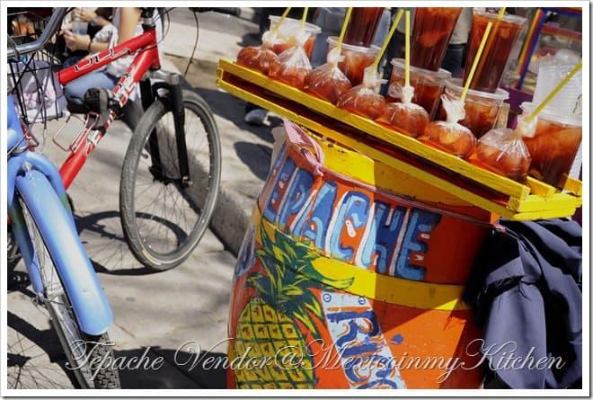 Vendedor de tepache
