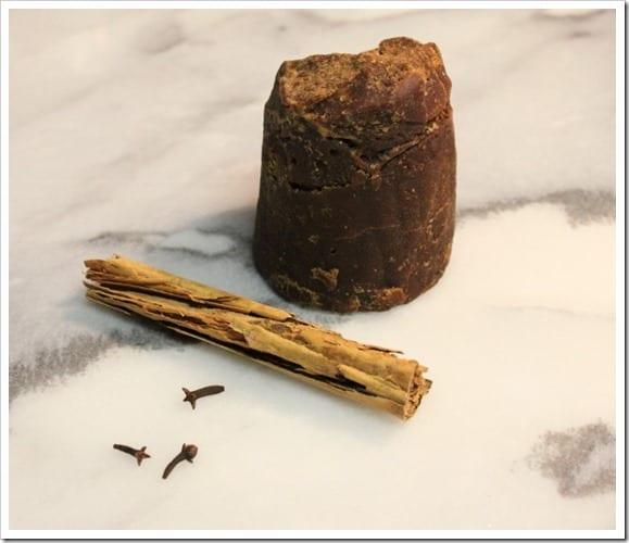 Ingredientes para preparar tepache
