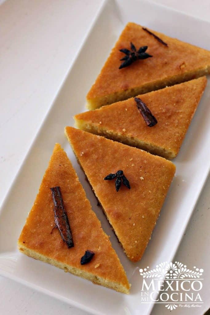 Chimbo pan dulce de Chiapas