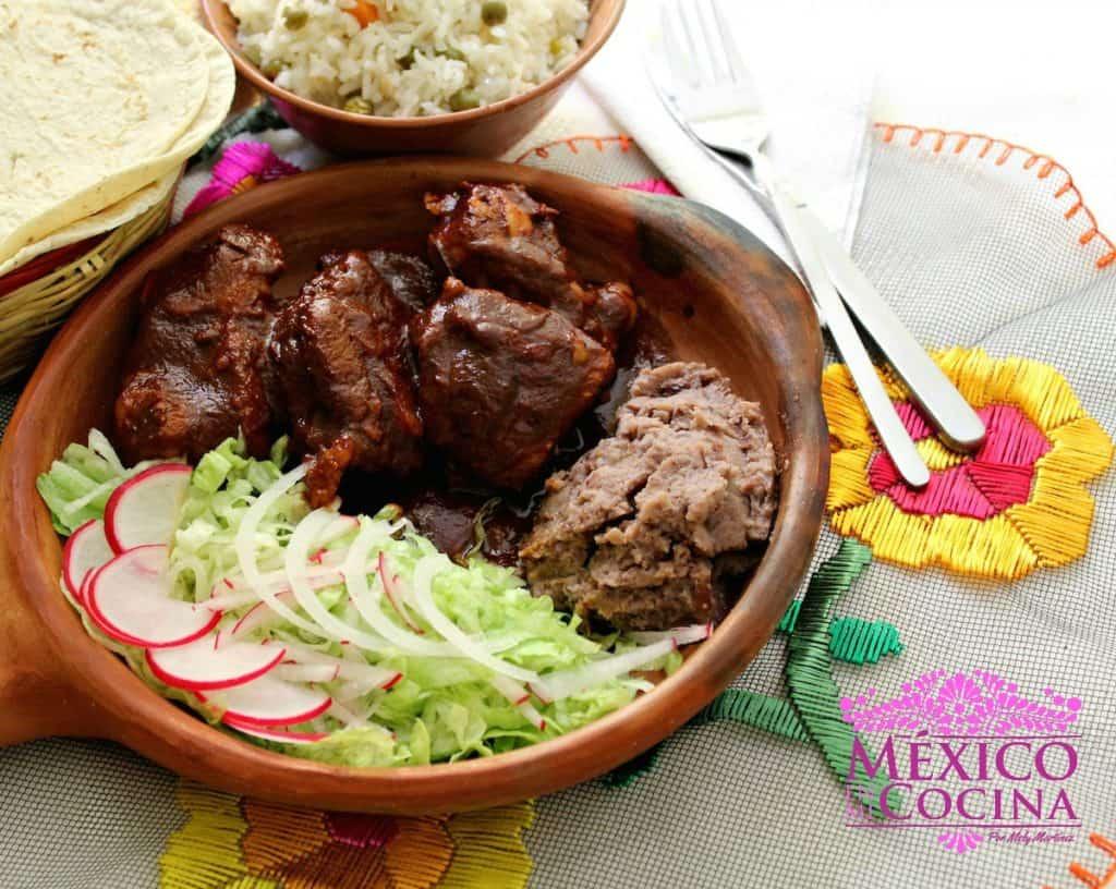 Cochito al horno o Horneado de Chiapas receta fácil