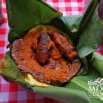 empapatada receta de Misantla