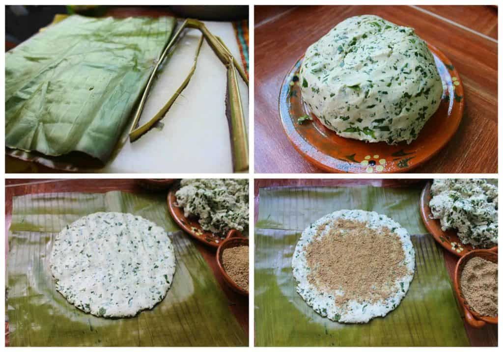 Brazo de reina receta de Yucatán