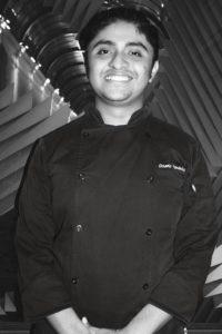 Chef Octavio Hernández M.
