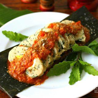 Brazo de reina receta yucatan