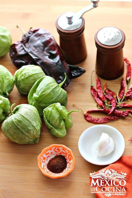 Tacos tlaquepaque salsa