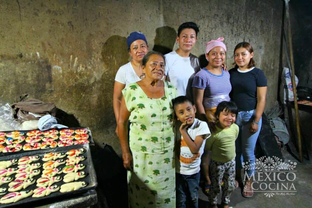 Pan Pintadito Chiapas