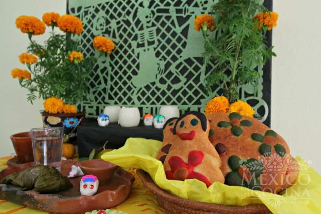 Pan pintadito de Chiapas