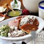 Enchiladas Potosinas recetas